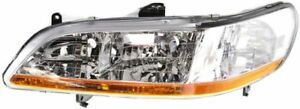 Headlight For 2001 2002 Honda Accord Driver Side