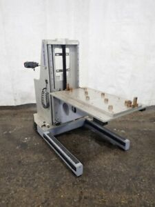 Alum a lift Electric Walk behind Die Lift 2000 01191030024