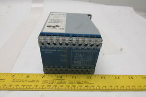 Schleicher Sno2002 17 24 Vdc Safety Relay