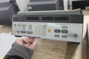 Hp Agilent Keysight 8970a 10 Mhz To 1600 Mhz Noise Figure Meter