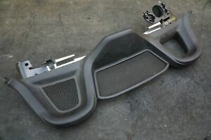 Headrest Hoop Deflector Rollover Bar 98158014900 Boxster Convertible 718 2013 18
