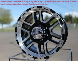 4 New 17 Wheels Rims For 2001 2002 2003 2004 2005 Ford Excursion 2wd 4wd 24042
