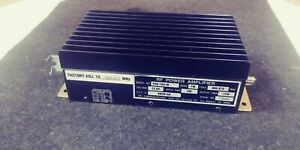 Tpl Communications 806 870 Mhz Rf Power Amplifier Pa8 1aa m 13 8v