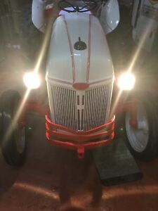 8 N Ford Tractor Restored 1949