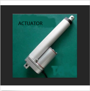 Light Weight Linear Actuator 12 Inch Stroke 12vdc 1200n Fast Ship