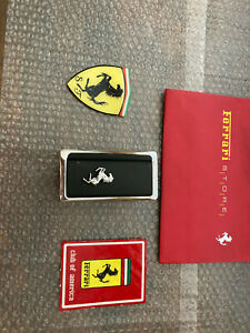 Ferrari 308 Ashtray Flip Topprancing Horse Emblemtray Insertinterior Oem