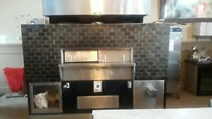 Wood Stone Coal Fired Fire Deck Pizza Oven