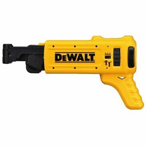 Dcf6201 20 volt Max Xr Drywall Screwgun Cordless Collated Magazine Attachment