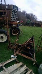 International 27 V 27 Va Sickle Bar Mower Farmall A H M C
