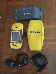 Trimble Geo Xh 2008 Series Geo Explorer With Terrasync V5 6 And Charger Case