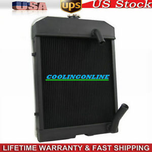 Nca8005 Radiator For Ford New Holland 501 600 601 700 701 801 900 2000 4000 Ss