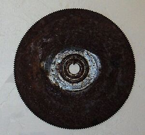 Antique Saw Blade 7 1 4 Rustic Wall Decor See Group Design Photo