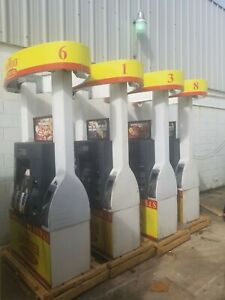 One Nozzle Used Gas Station Fuel Pumps 4 Units Cell 504 975 1165