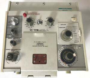 Tektronix 178 Linear Ic Test Fixture For 577 Curve Tracer With Op Amp Adapter
