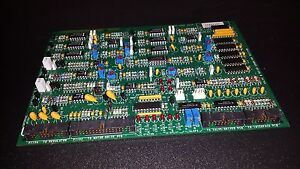 Gilbarco Gas Pump Parts Controller Board Vapor Vac Assembly T19401 g1r