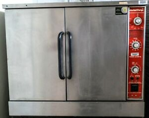 Market Forge Industrial Restaurant Bakery Electric Convection Oven 1