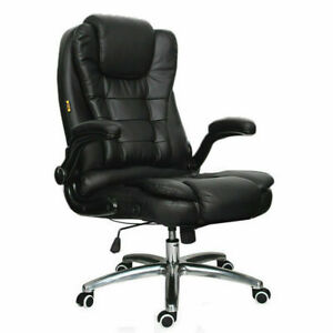 High Back Racing Style Gaming Chair Reclining Office Executive Task Computer usa
