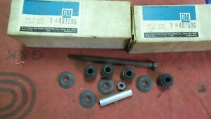 Nos Gm Pontiac Chevrolet Buick Olds Cadillac Sway Bar Links 2 Sets New In Boxes