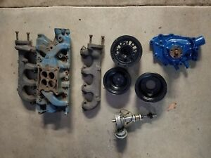 1968 Mustang Shelby J code 302 Engine Parts Gt 350