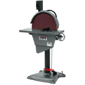 Jet-577011 J-4421-4 20 In. Disc Sander 3PH 440 V