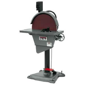 Jet-577010 J-4421-2 20 In. Disc Sander 3 PH 220 V