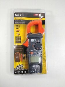 Digital Clamp Meter Ac dc Auto ranging 600 Amp Measures Voltage Resistance