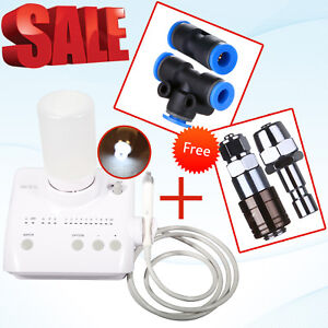 Auto Water Led Optical Dental Ultrasonic Scaler F ems Woodpecker Handpiece Ysel