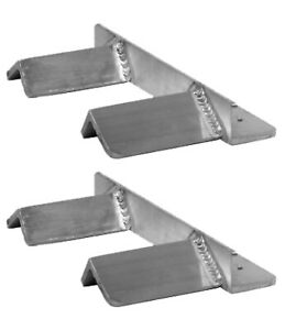 Pit Pal 268 Tool Box Chock pair Racing Trailer Shop Garage Organizers
