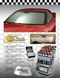 C ac 01 Intro tech Custom Auto Windshield Sun Shade For Acura Integra 1990 1993