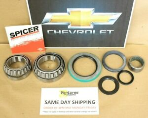 Spicer Wheel And Spindle Bearing Seal Kit Chevy Gmc One Ton Dana 60 Front 77 91