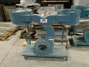 Dust Collector Accura Machine Tool Model 02003 4 Bag System