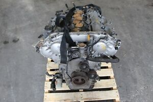 2010 Nissan Gt R R35 Vr38 Awd Oem Engine Long Block 1149