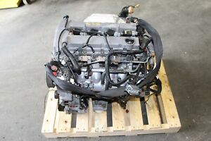 2008 Mitsubishi Lancer Evolution X Oem Complete Engine Longblock 538