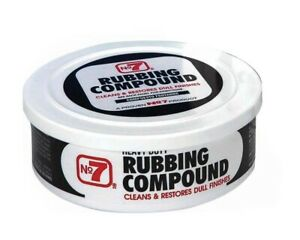 Cyclo No 7 Rubbing Compound 10 00 Oz Tub P N 08610