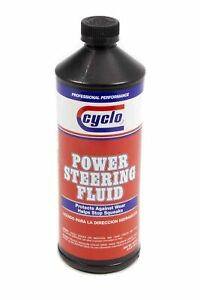 Cyclo Power Steering Fluid 32 00 Oz P N C28