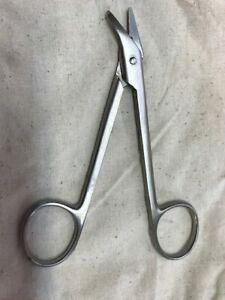 Germany Stainless Steel Suture Wire Cutting Scissors Sharp