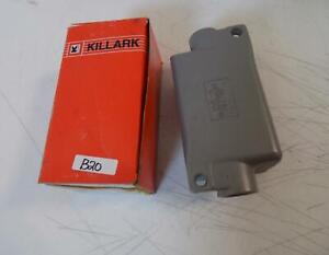 Killark 3 4 Device Box For Hazardous Locations Swb 5 Nib