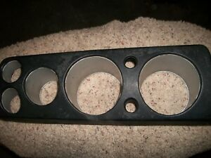 Amx Javelin Left Side Dash Gauge Cover