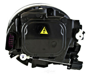 Headlight Assembly Hella 010793361 Fits 12 13 Vw Beetle