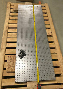 Newport Honeycomb Optical Breadboard 600x1800x58 Mm 71x23x2 5 Tapped M ig 26