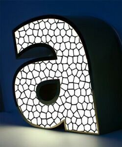 Led Channel Letter Sign 24 Beautiful Face Textured Design Custom Made