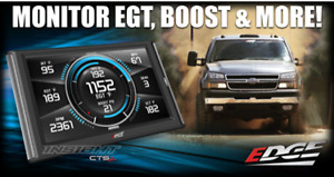 Edge Insight Cts2 Gauge Monitor For 1996 Newer Obd Ll