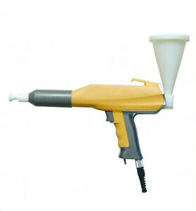 Electrostatic Portable Powder Coating Spray Gun Shell And Cup aftermarket