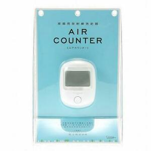 New Air Counter Dosimeter Radiation Meter Geiger Detector Japan Free Shipping
