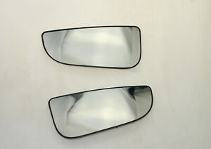 L R Towing Mirror Spotter Lower Glass Dodge Ram 1500 2500 3500 2010 2016 Set