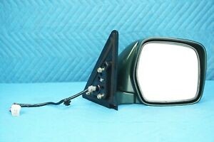 1998 2000 Lexus Lx470 Front Passenger S Side View Mirror Green 6r1 Oem