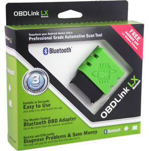 Obdlink Lx Bluetooth Scan Tool For Pc Android Phone Free Software Obdlink App