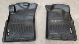 Sale Husky Liners Weatherbeater Floor Liner Mats Front Row 05 15 Toyota Tacoma