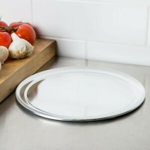 12 Pack 12 Wide Rim Aluminum Cake Pie Pan Round Baking Kitchen Pizza Commercial