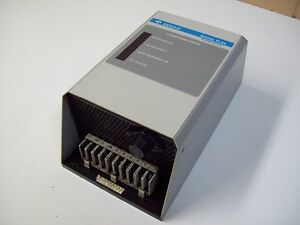 Gould 110 0144 Pls4 Power Supply Used Free Shipping